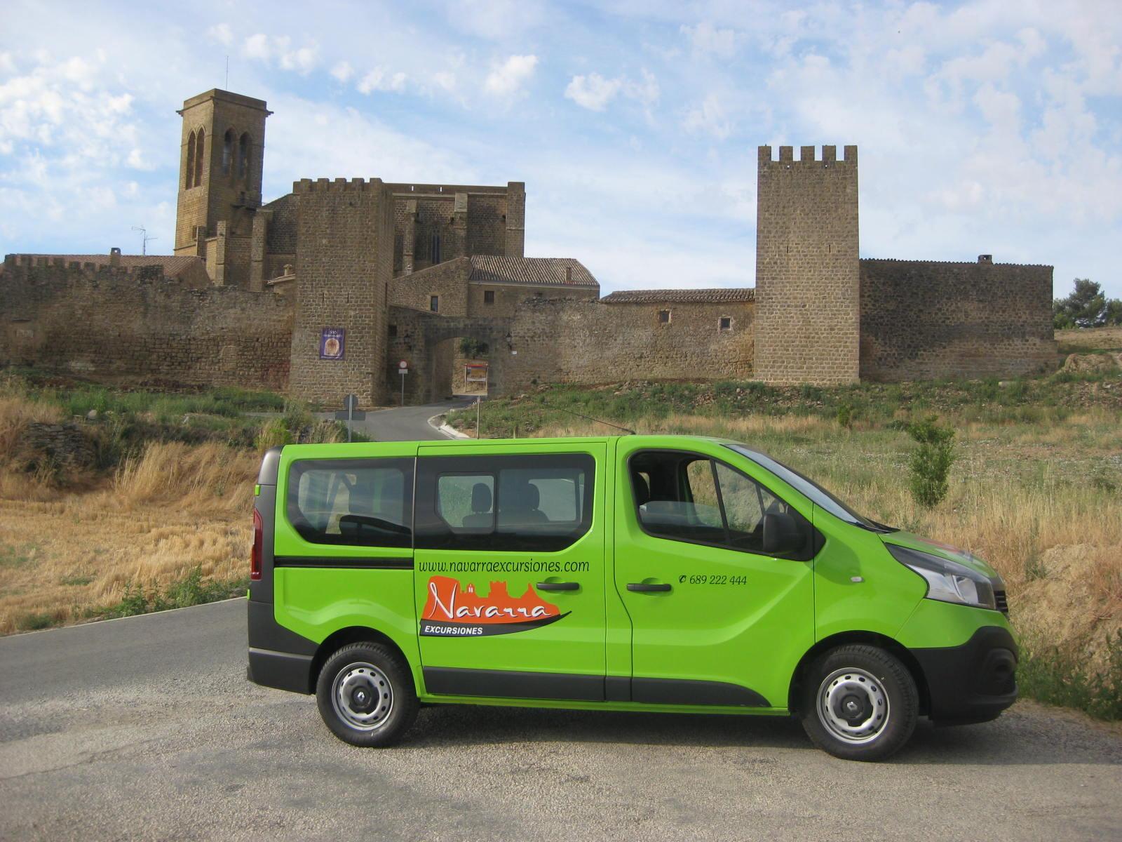 Excursión-Navarra-Artajona-Olite-Javier