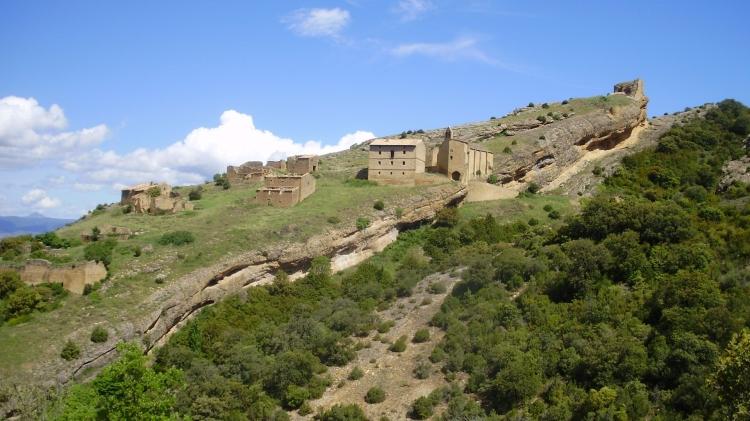 navarra-excursiones-visitas-guiadas-despoblado de Peña