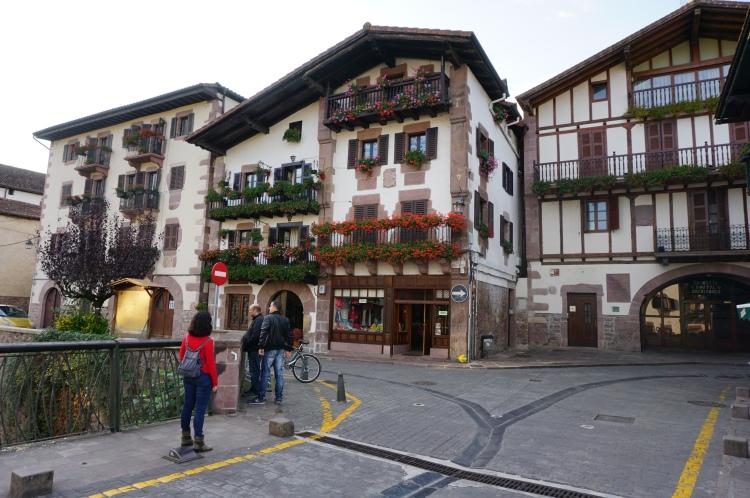 Elizondo-Baztan-Navarra-casas